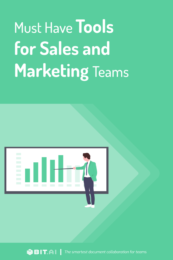 Sales and marketing tools - pinterest