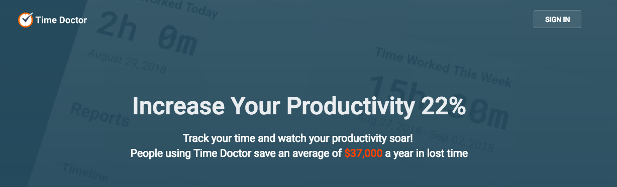Timedoctor.com - 10 Must-Have SaaS Tools for Remote Teams