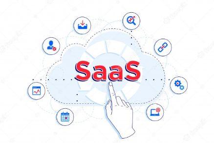 Cloud Saas tool icon