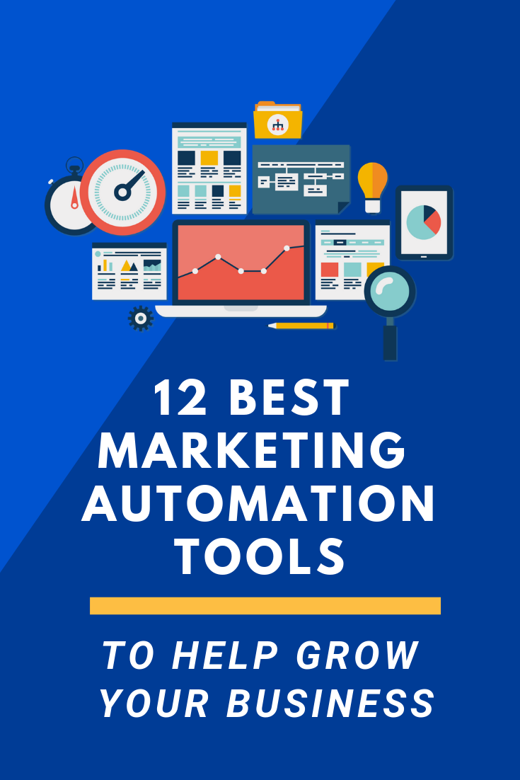 Marketing Automation Tools (PIN)