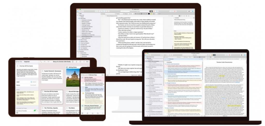 Scrivener : Writing Tool