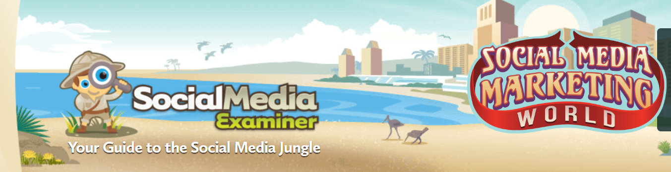 Social media examiner podcast for learning social media marketing