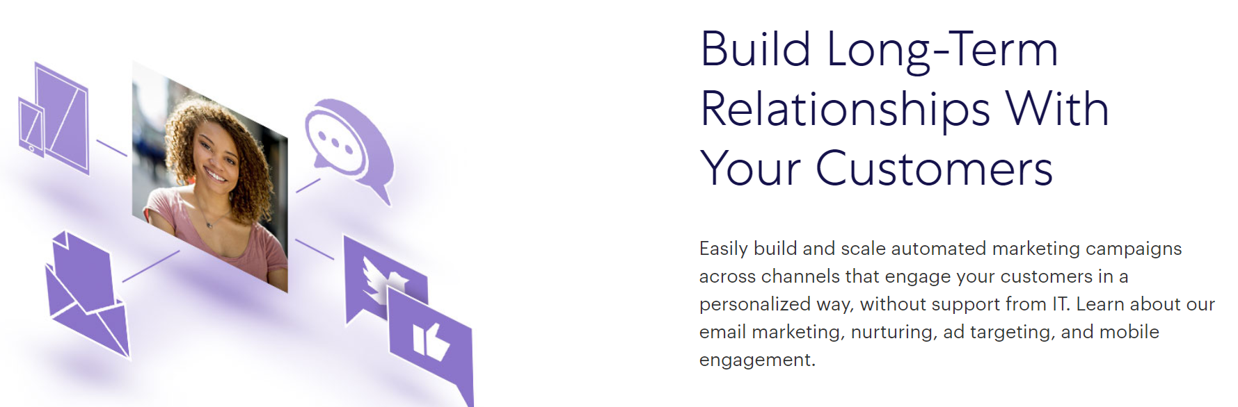 Marketo : Marketing automation tool