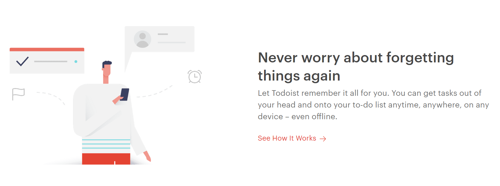 Todoist : Writing Tool
