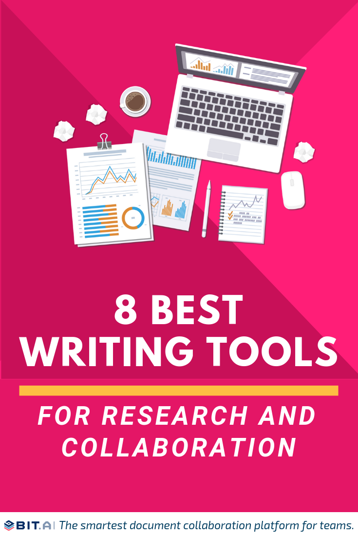 Writing tools for researchers (PIN)