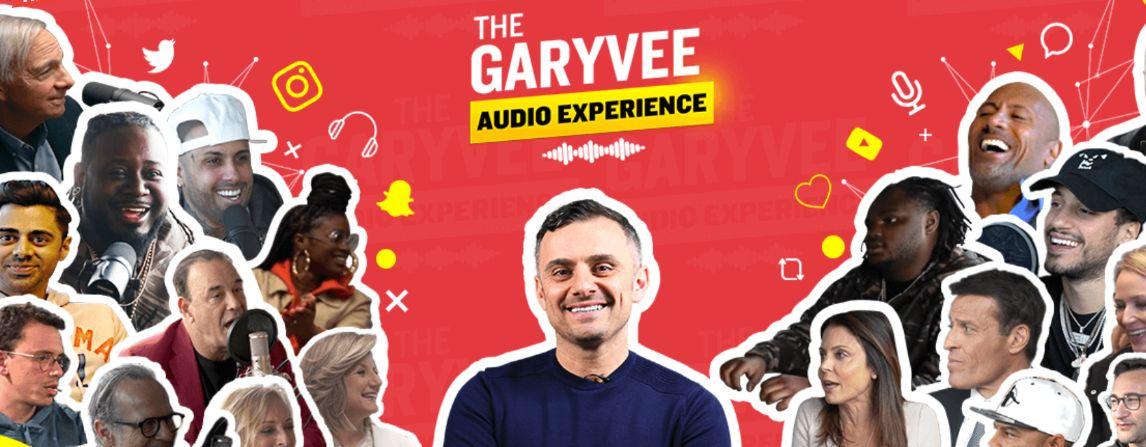 GaryVee Audio Experience: Social media marketing podcast