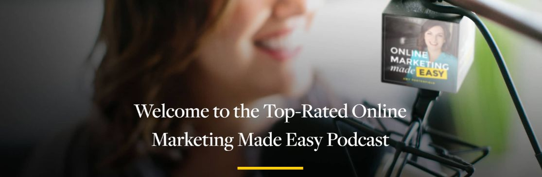 Online Marketing Made Easy: Social media marketing podcast