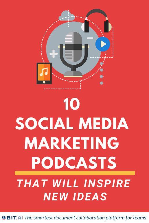 Marketing podcast - pinterest