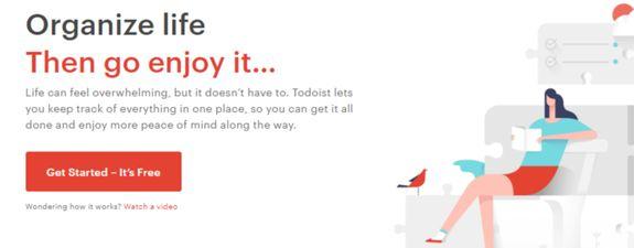 Todoist: Productivity tool
