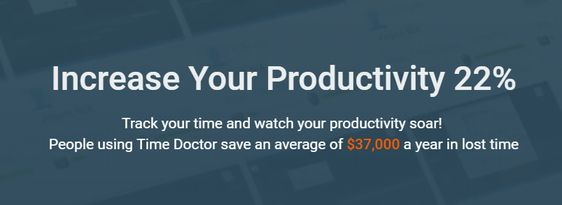 Time doctor: Productivity tool