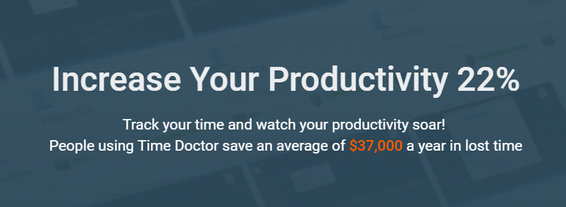 Timedoctor: Productivity tool