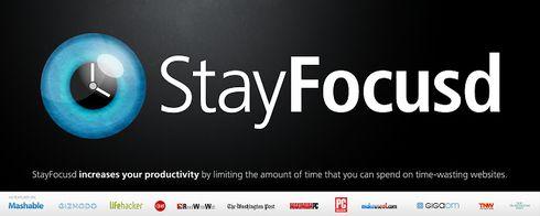 Stayfocusd: Productivity tool
