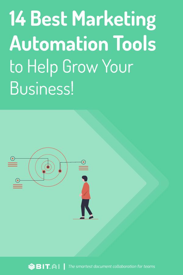 Marketing automation tools - Pinterest