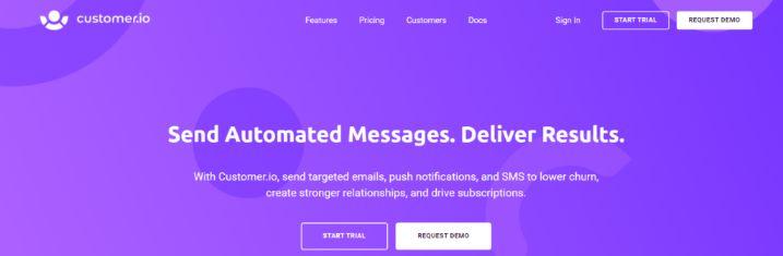 Customer.io: Marketing automation tool