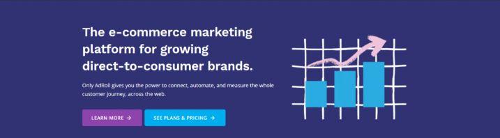 Adroll: Marketing automation tool