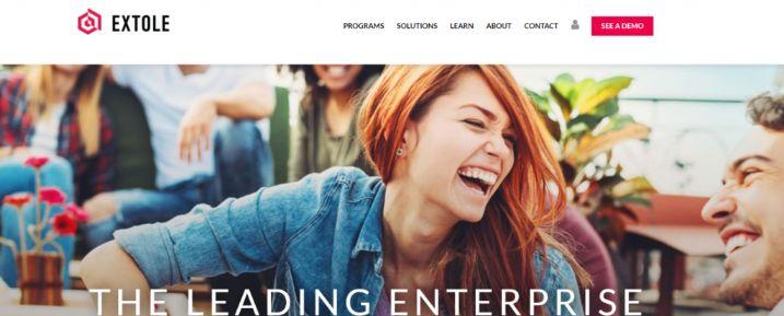 Extole: Marketing automation tool