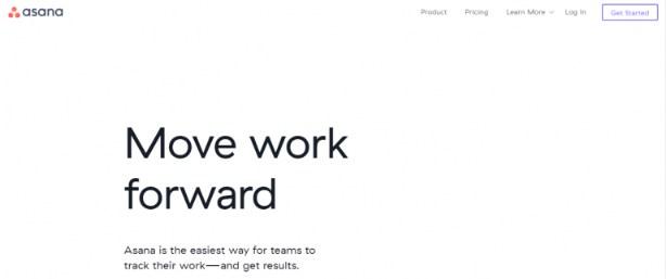 Asana: Online collaboration tool