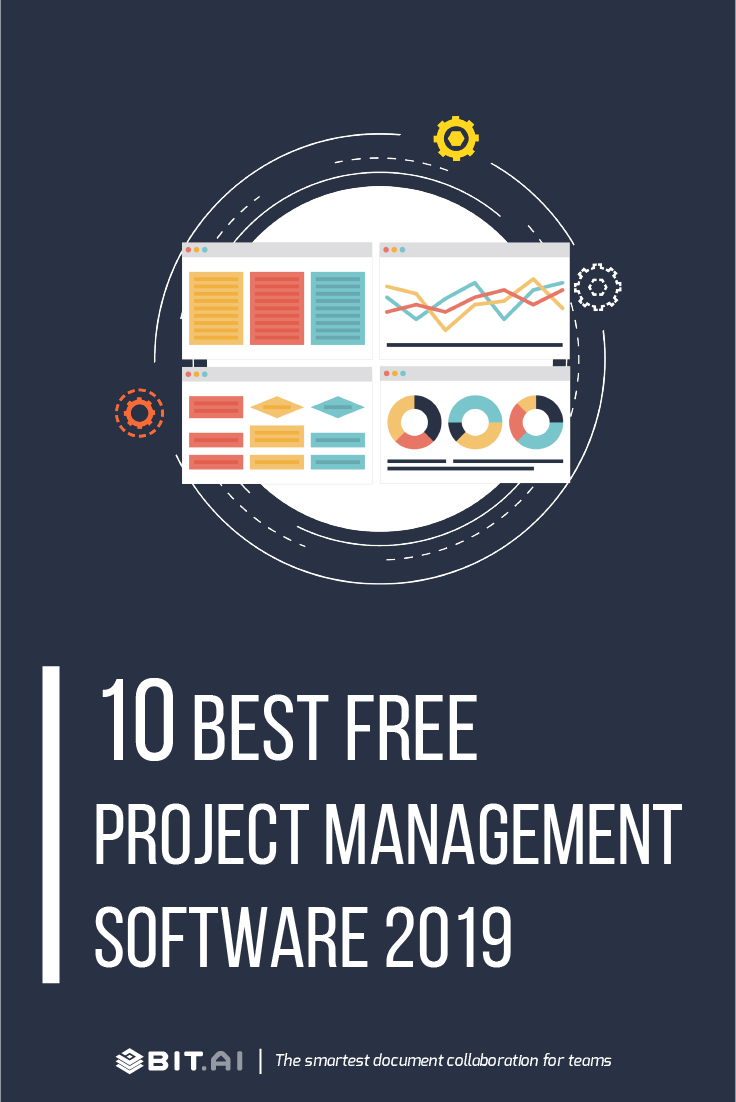 Project management softwares banner