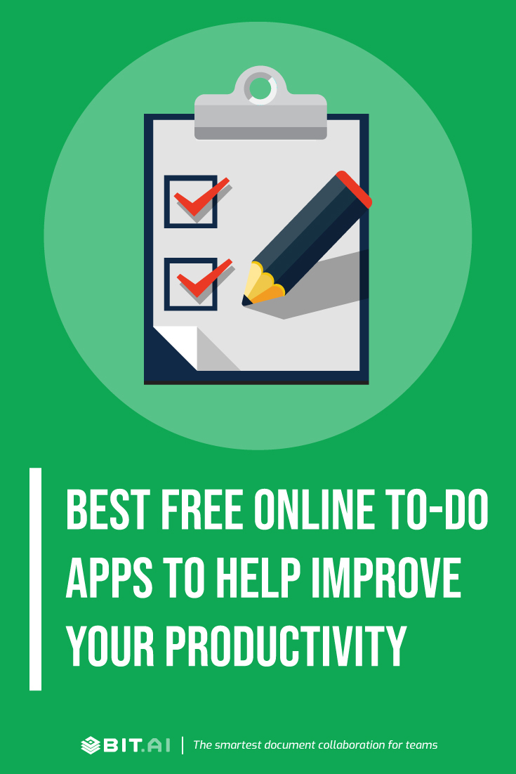 Best free online to-do apps to help improve your productivity- banner
