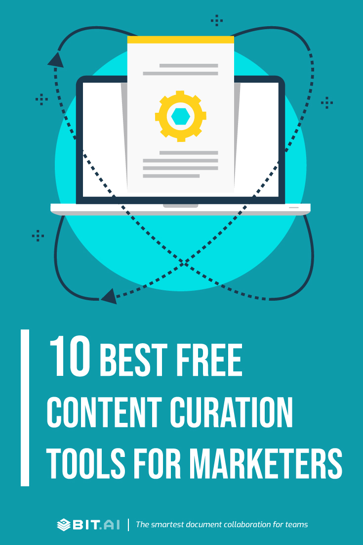 10 Best Free Content Curation Tools For Marketers -Bit blog