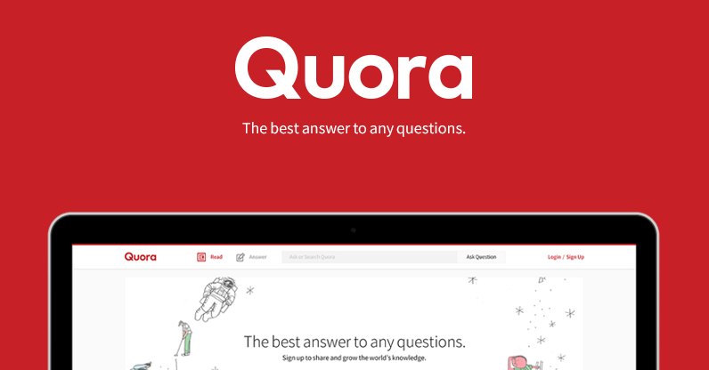 Quora : Growth hacking tool