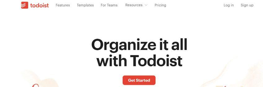 Todoist: To do list app