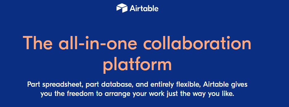 Airtabe: Project Management Software
