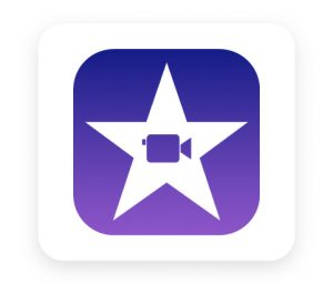 Apple iMovie tool for Instagram Tv