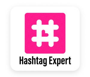 Hashtag expert tool for finding hashtags for Instagram