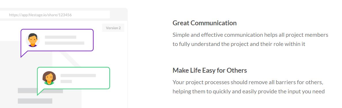 Filestage : Workflow Management Software