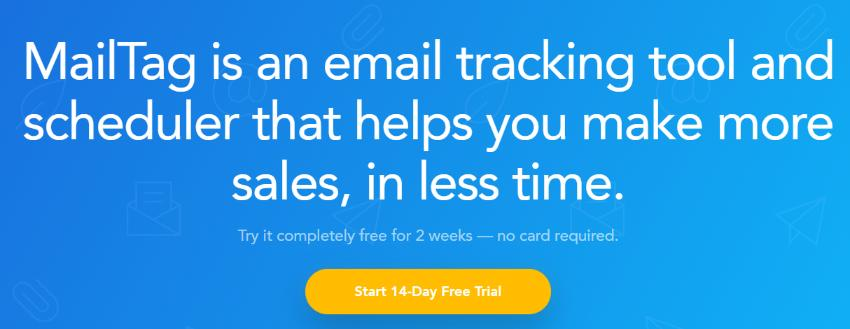 Mailtag.io: Email tracking software