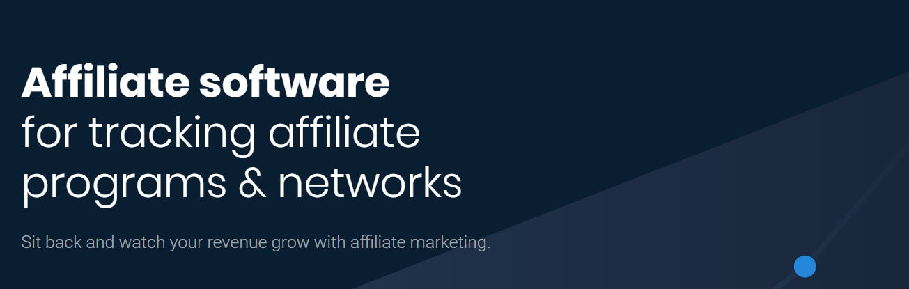 Post Affiliate Pro : Affiliate marketing tracking software