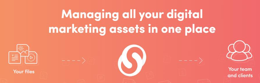 Swivle: Digital asset management software