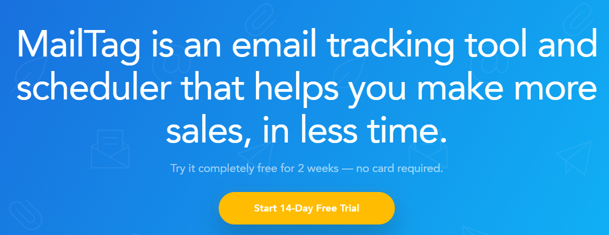 Mailtag: Email Tracking Software