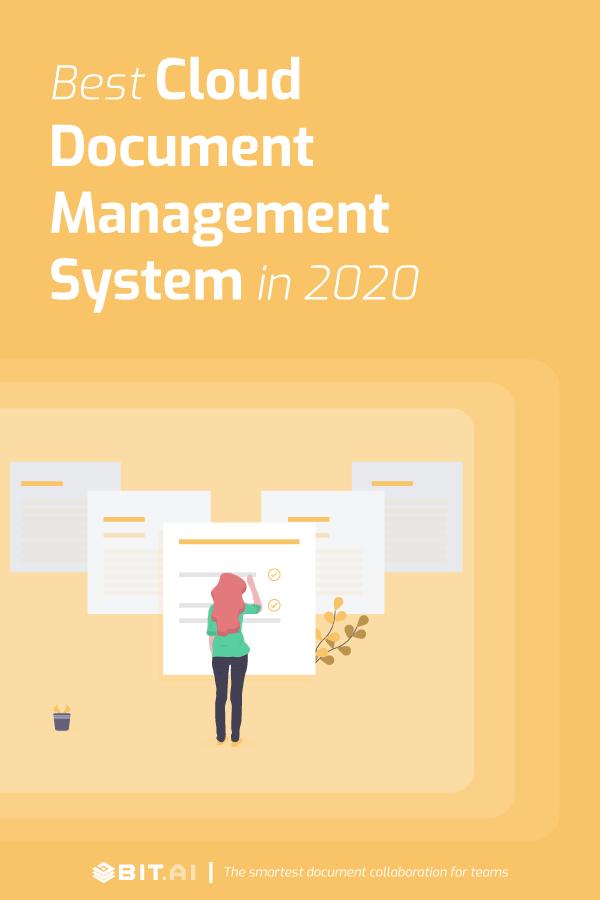 Cloud document management - pinterest