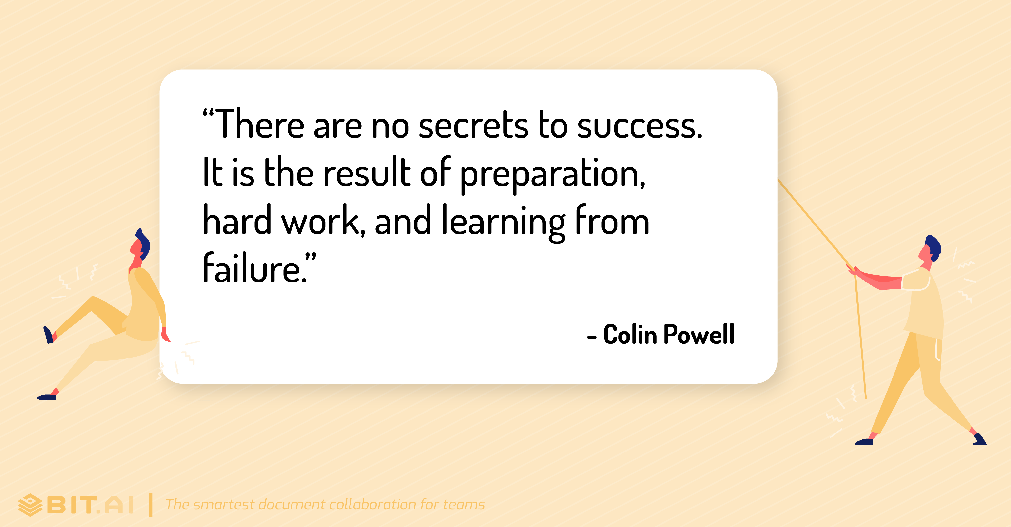 Hard work quote by Colin Powell