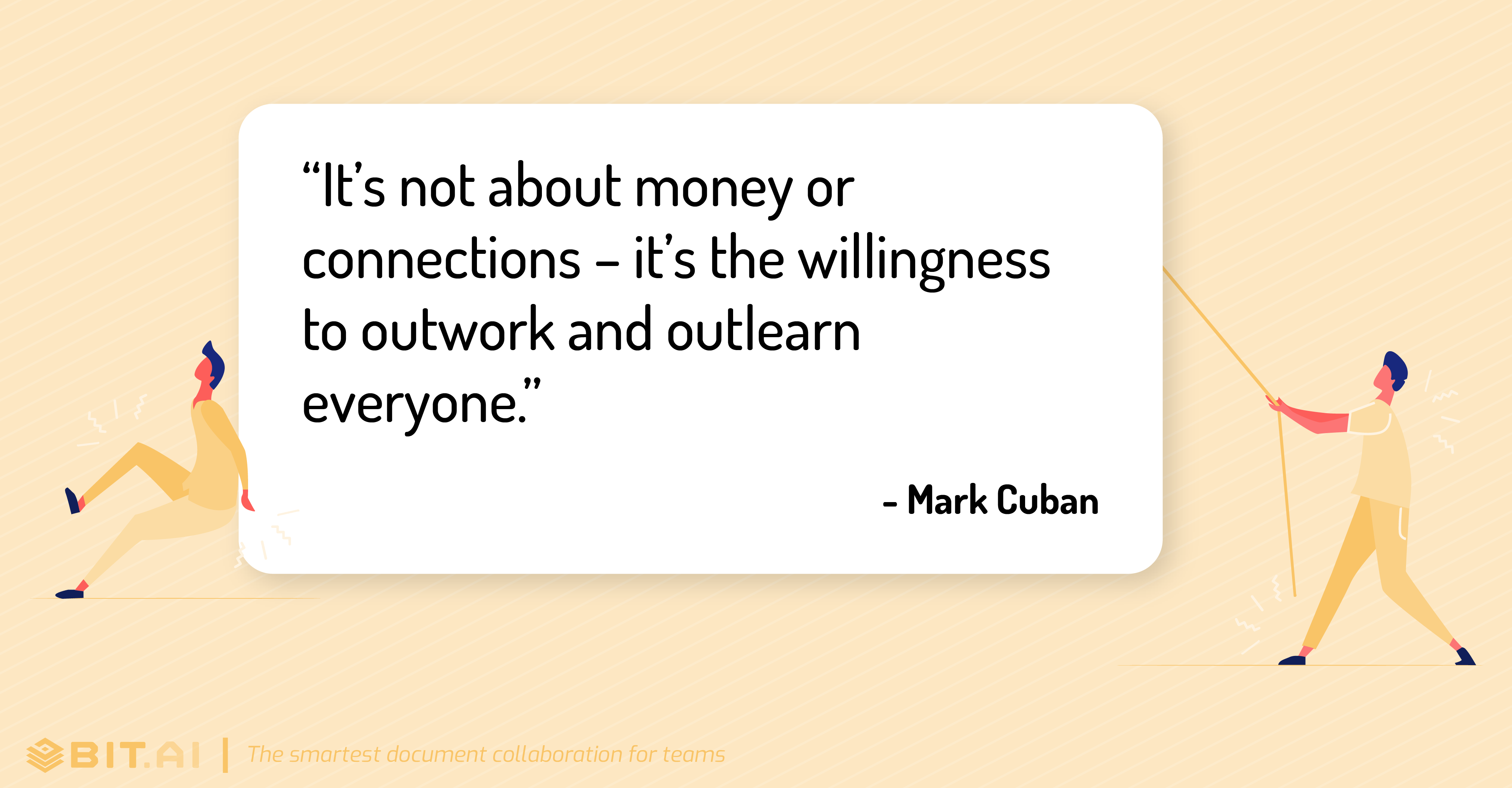 Hard work quote by Mark Cuban