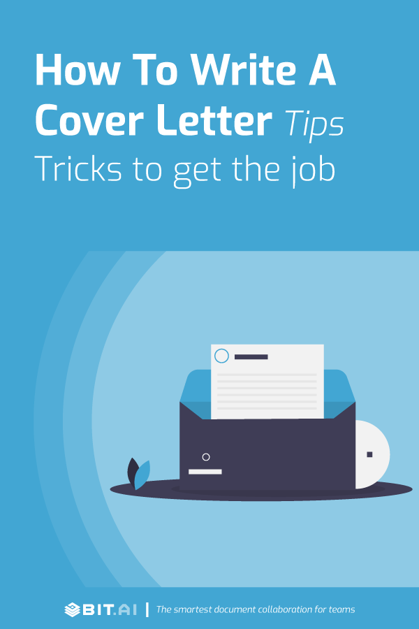 How-To-Write-A-Cover-Letter-Tips-&-Tricks-to-Get-the-Job-Pinterest