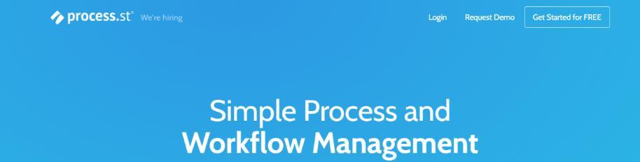 Process.st: Business Process Management (BPM) Tool