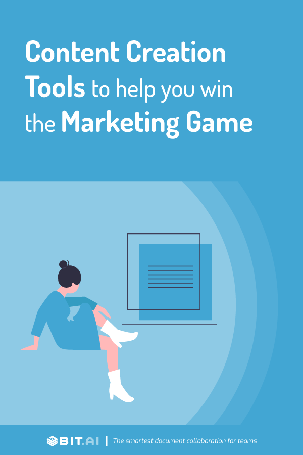 Content creation tools to help you win the marketing game - Pinterest