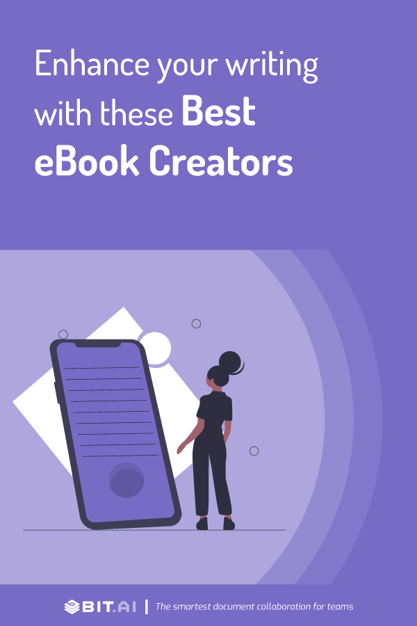 Enhance Your writing with these ebook creators - Pinterest
