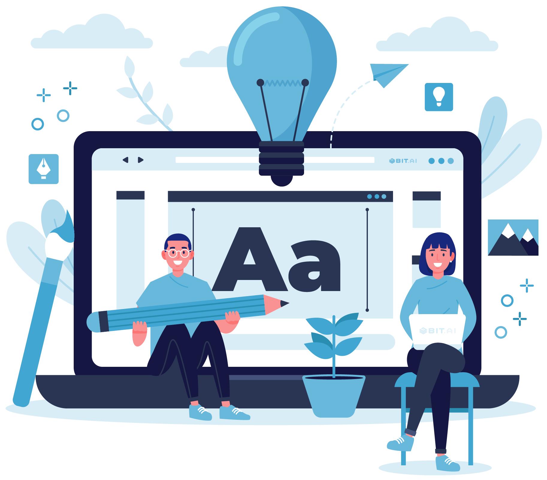 Web designing as online business idea