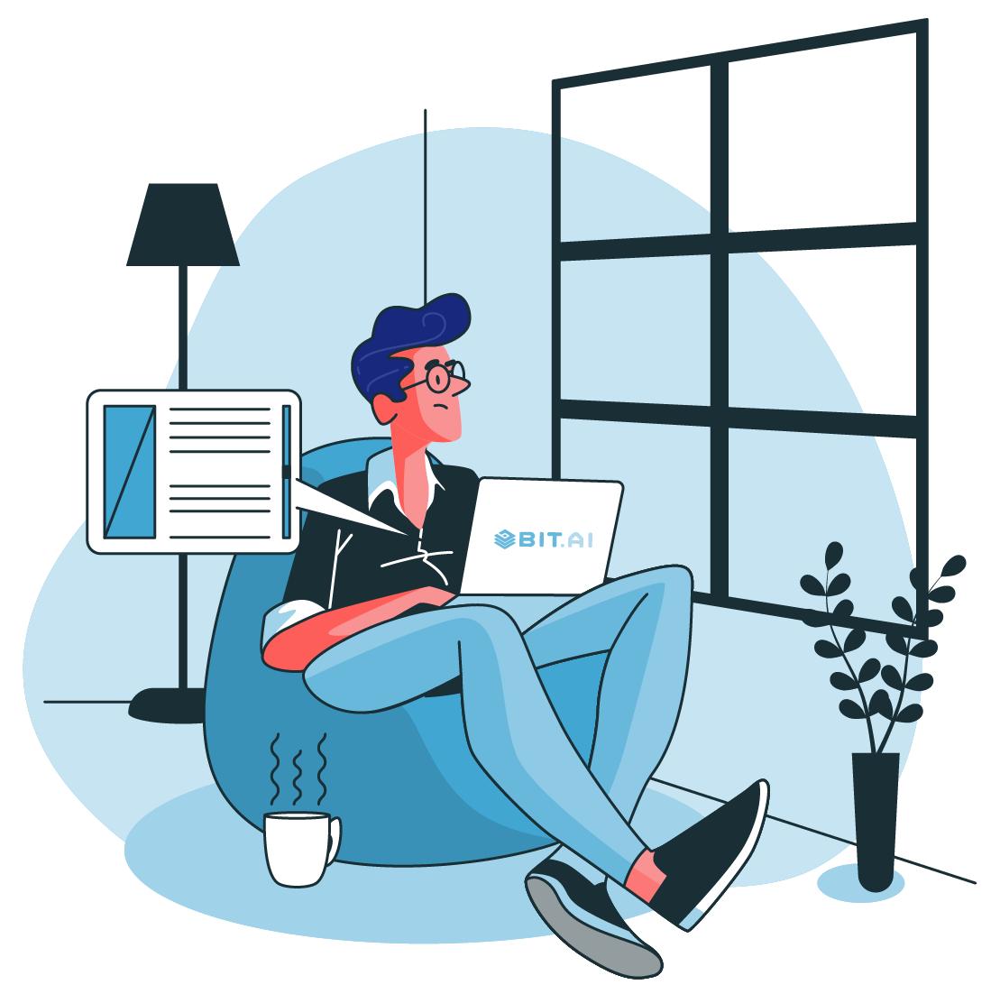 Blogging as an online business idea