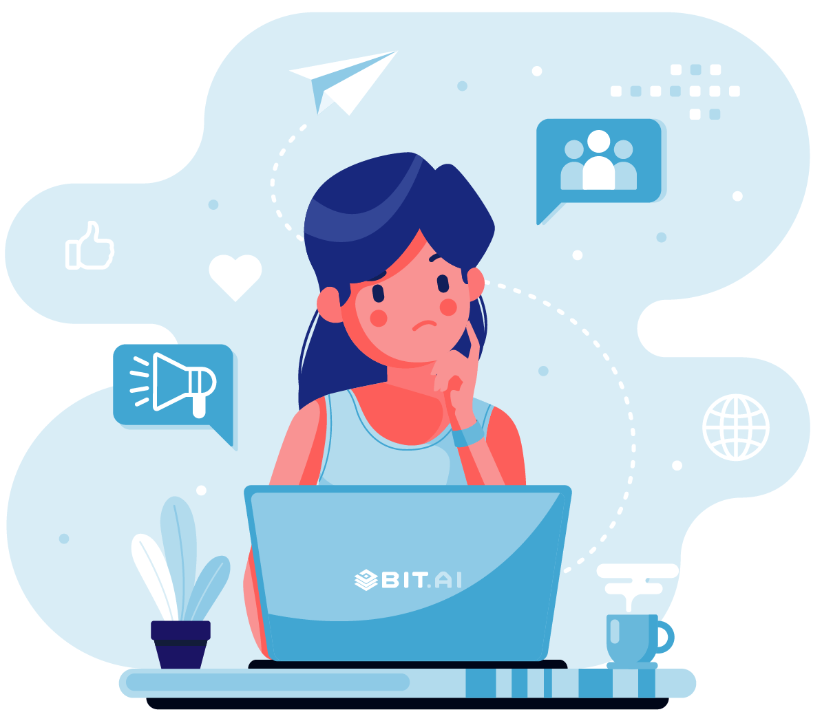 Social media manager as an online business idea