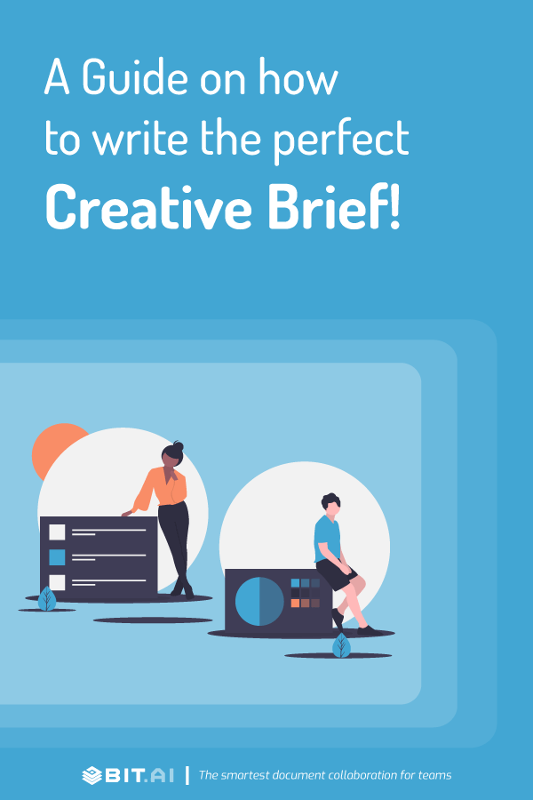 Guide on how to write a creative brief - Pinterest