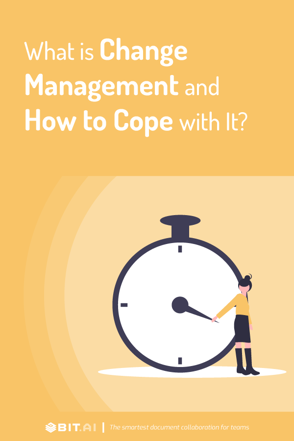What is change management and how to cope with it - Pinterest