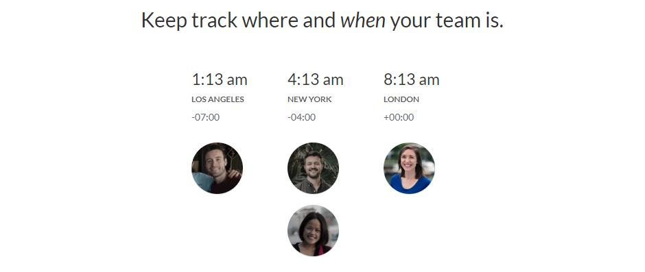 Timezone.io: Remote tool