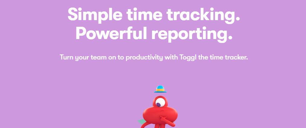 Toggl: Remote tool