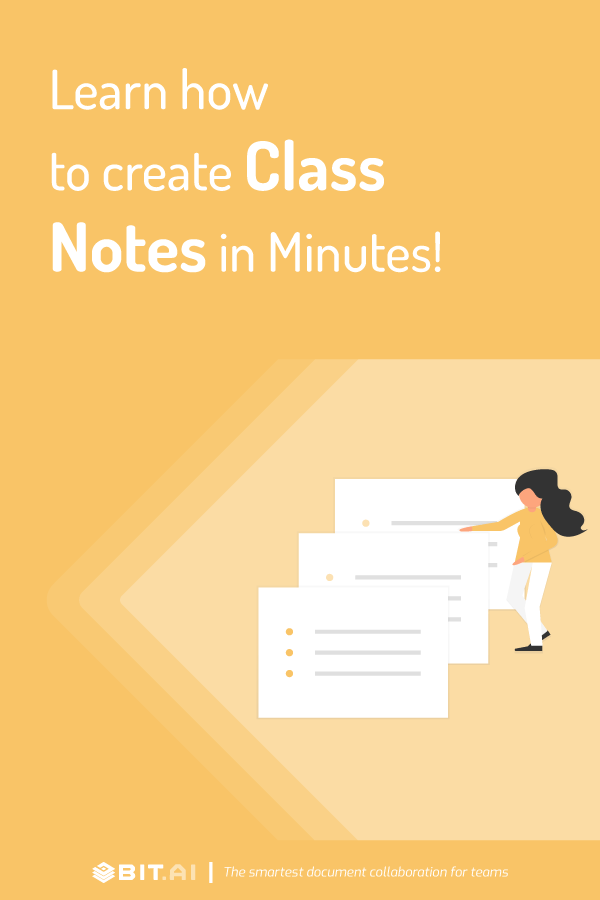 How to create class notes - Pinterest