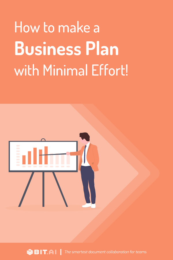 How to make a business plan - Pinterest